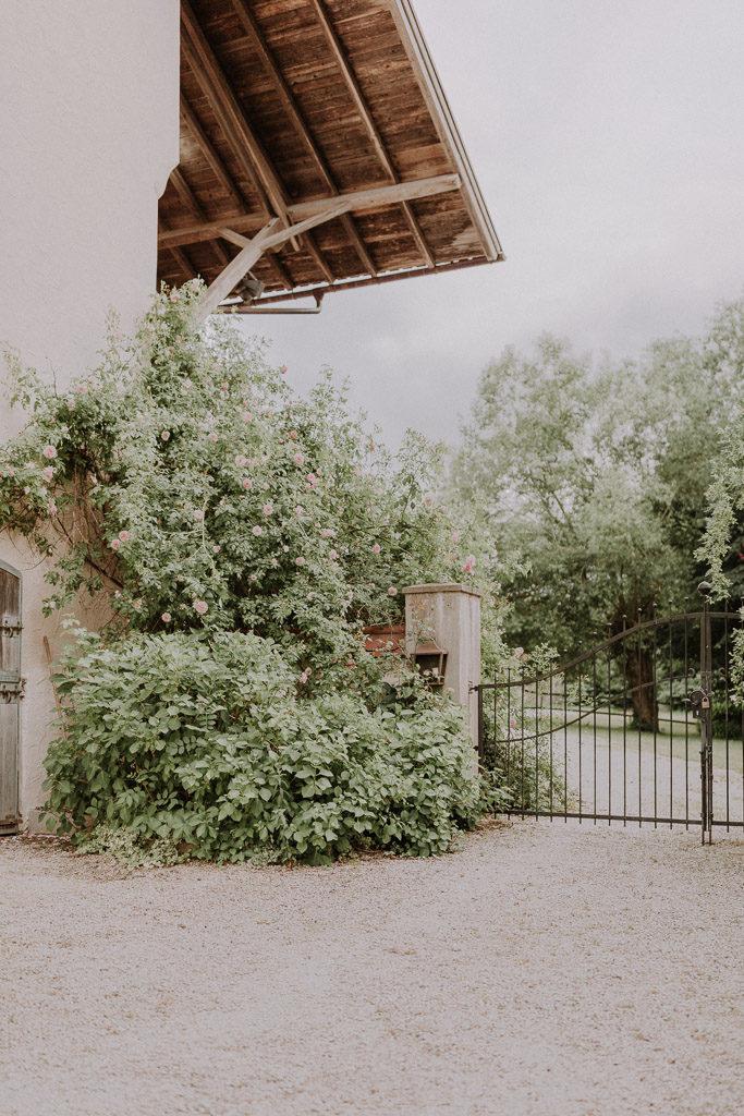 Tor des Schlosses Amerang