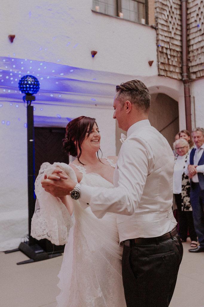 Eröffnungstanz des Brautpaares